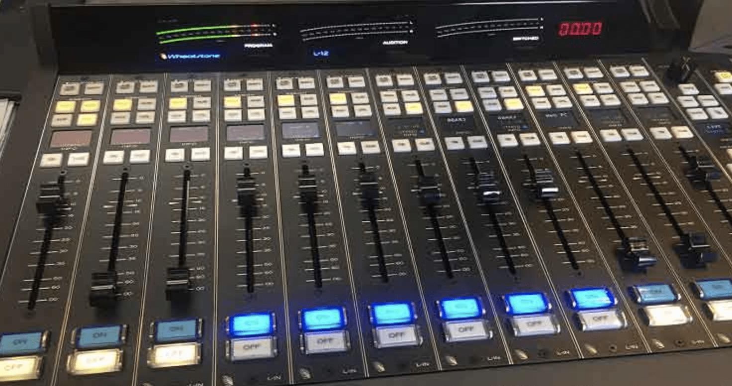 radio voice talent