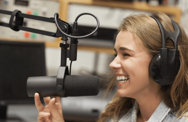 What Are Voice Overs?