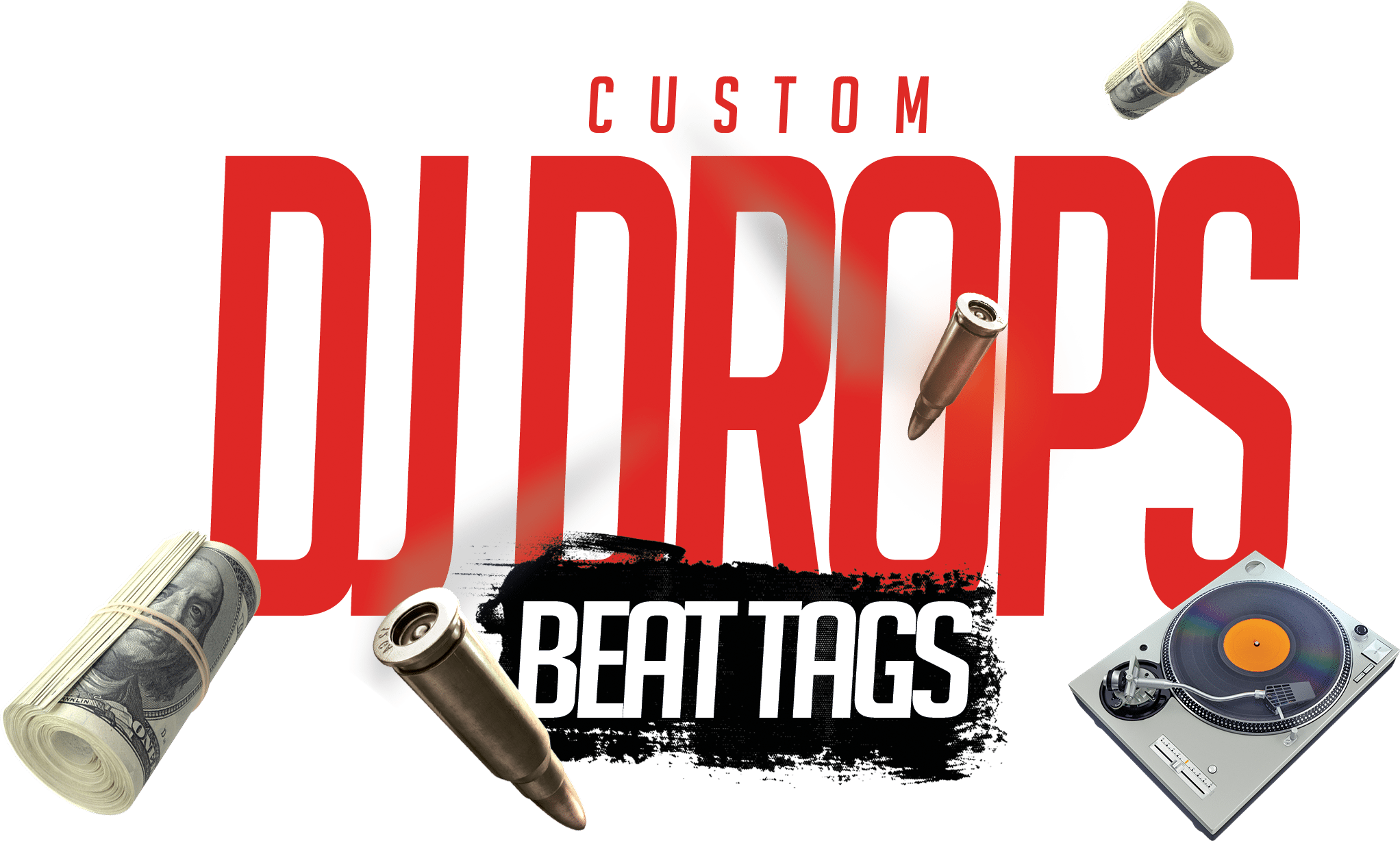 1 Beat Tags! Create Custom Made Music Producer Tags & Voices?