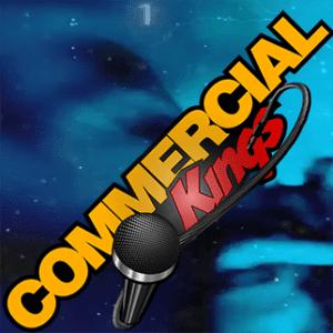 Commercial Kings: Radio Spots, Voice Overs & Ad Production
